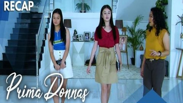Prima Donnas: Donna Belle and Donna Lyn learn to be elites | Recap Episode 25