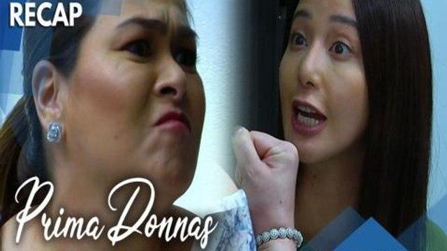 Prima Donnas: Kendra intimidates Lilian | Recap Episode 25