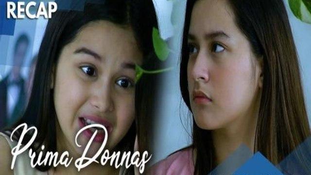 Prima Donnas: Donna Marie's epic comeback | Recap Episode 25