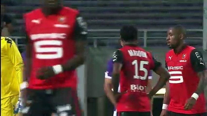 22/09/12 : TFC-SRFC : but du gardien Ali Ahamada (90'+5)