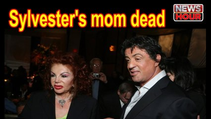 Sylvester's mom dead - Jackie Stallone is no more