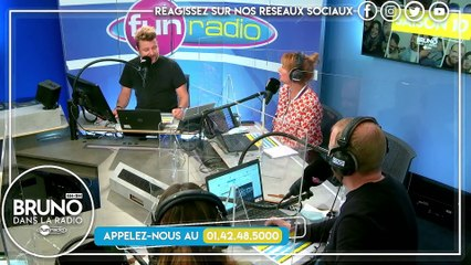 Bruno dans la radio - L'intégrale du 22 septembre