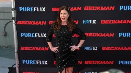 "Kira Reed Lorsch ""Beckman"" Movie Premiere Red Carpet Fashion"