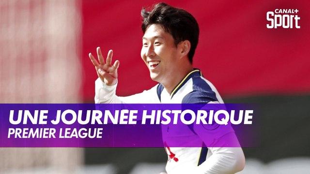 Premier League : une J2 historique !