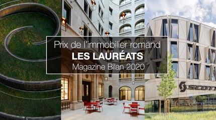 Prix Bilan de l'immobilier: les grands gagnants
