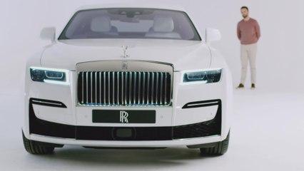 سيارة جوست الجديدة من رولز-رويس