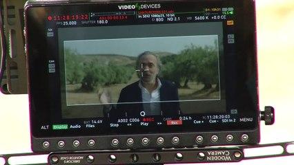 El actor José Coronado protagoniza la nueva campaña del aceite de oliva español