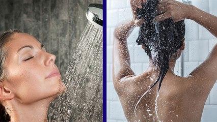 Skin और Hair के लिए कौन सा पानी होता है Best, गुनगुना या नॉर्मल | Hot or Normal, Which water is Best