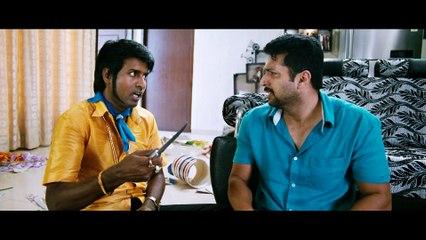 Tamil Superhit Movie|Sakalakala Vallavan|Jayam Ravi|Trisha|Anjali|Goundamani|Soori-Part-7