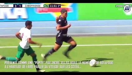 Qui est Luis Henrique (18 ans), l'attaquant brésilien dans le viseur de l'OM ?