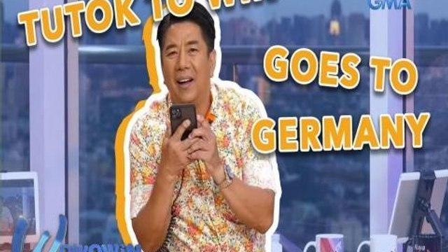 Wowowin: Pinay sa Germany, humingi ng tulong sa 'Tutok to Win'
