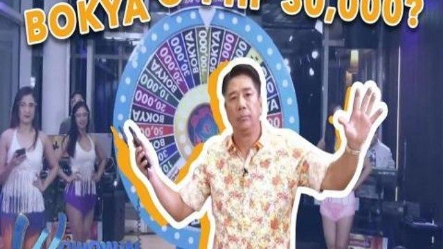 Wowowin: Babaeng nag-'Spin a Wil,' 30K ang naiuwing premyo!
