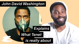 John David Washington | Explain This