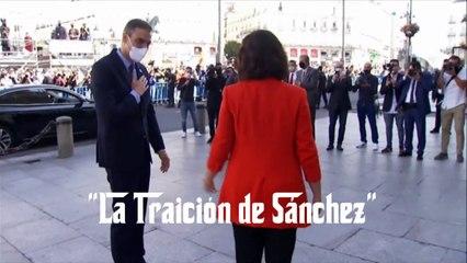 'La traición de Sánchez'