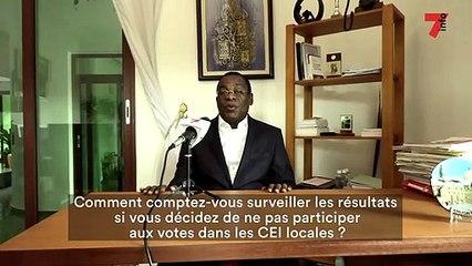 Présidentielle  2020   Affi N'Guessan, le candidat du FPI, pour l'unité de l'opposition