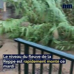Inondations dans l'ouest Var