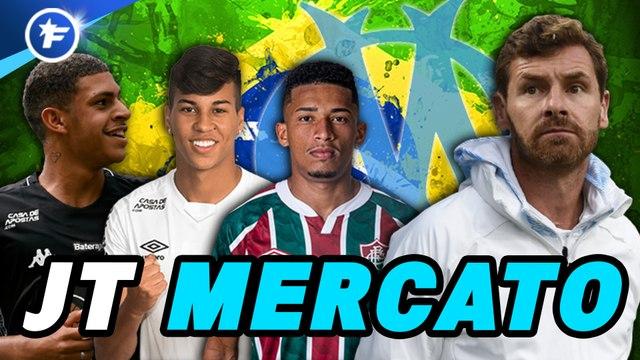 Journal du Mercato : l'OM fait marcher la filière brésilienne à plein régime, tout doit disparaitre à l'Atlético de Madrid