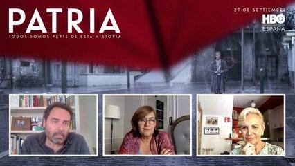 "Aitor Gabilondo: ""No hemos hecho 'Patria' para contentar a nadie"""