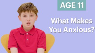 Men Ages 5-75: What Causes Your Anxiety?