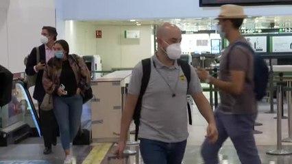 La Generalitat insiste en que quiere tomar la temperatura a todos los viajeros que lleguen desde Madrid