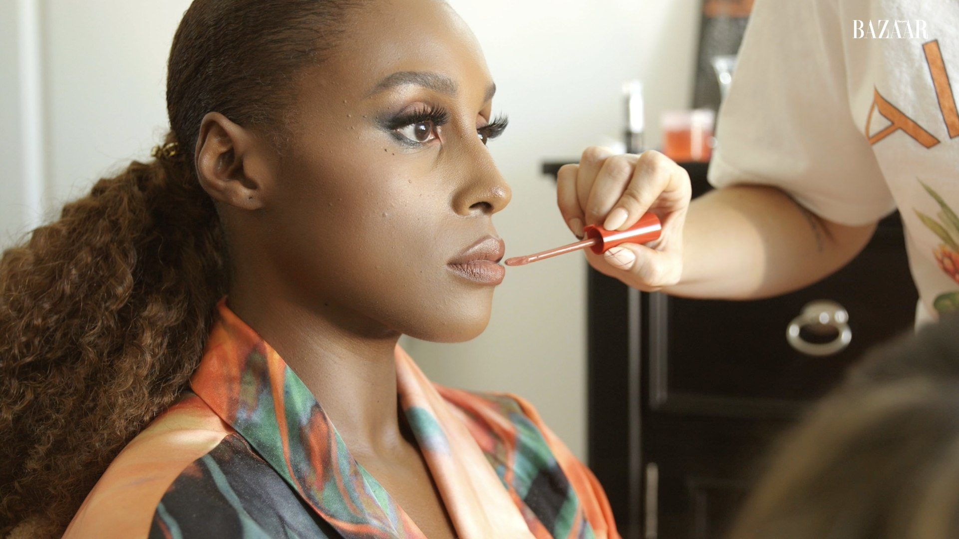 Inside Issa Rae's Low-Stress, High-Glam Night at the Emmys