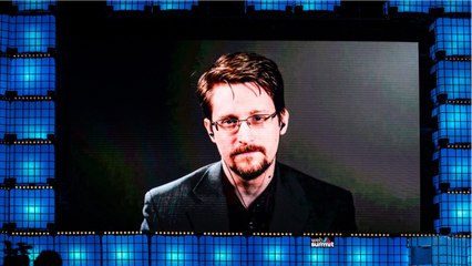 Edward Snowden Agrees To Give Up $5 Million