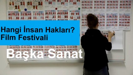 Başka Sanat - 10. Hangi İnsan Hakları Film Festivali - Documentarist