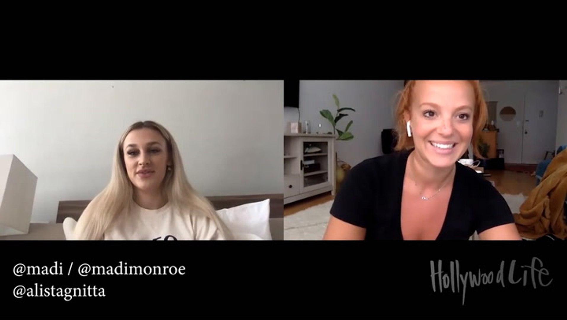 Madi Monroe Speaks On New Reality Show, TikTok Ban, & Avani and Charli D'amelio Friendship