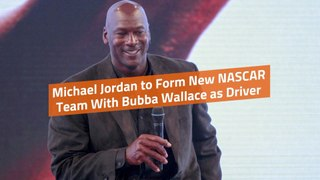 Michael Jordan Creates NASCAR Team