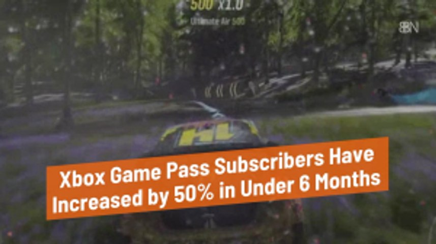 Xbox Game Pass Is Exploding
