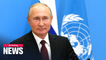 Putin offers to supply Russian COVID-19 vaccine to UN employees for free