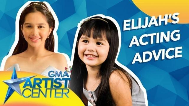Hangout: Elijah Alejo, may payo sa mga gustong maging artista!