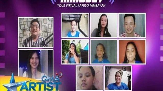 Hangout: Pagalingan sa online charades with Elijah Alejo