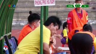 Highlights | Phong Phú Hà Nam - Thái Nguyên T&T | Rượt đuổi 6 bàn thắng đầy kịch tính | VFF Channel