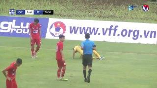 Trực tiếp | PVF - Đồng Tháp | VCK giải bóng đá vô địch U17 Quốc gia - Next Media 2020 | VFF Channel
