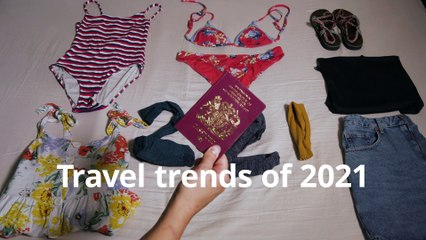 Travel trends for 2021