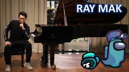 AMONG US - MAIN THEME Piano by Ray Mak