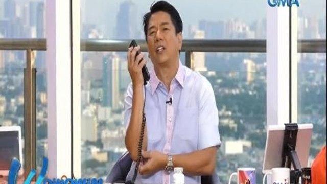 Wowowin: Isang caller, aminadong may lahing SIREYNA!