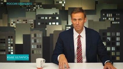 """Los médicos dan el alta a Navalni y confían en su """"completa recuperación"""""""