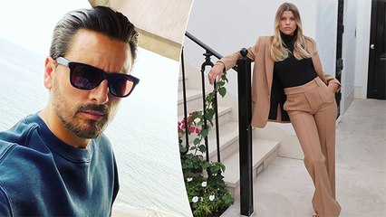 Scott Disick Leaves Cryptic Comment On Ex-Girlfriend Sofia Richie's Picture