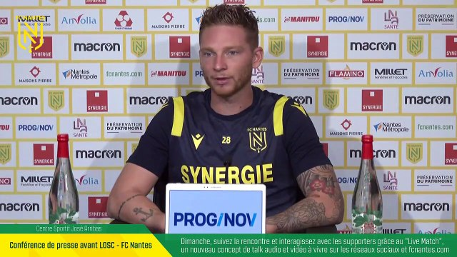 Replay I Renaud Emond  avant LOSC - FC Nantes