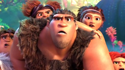 The Croods 2: A New Age – Official Trailer