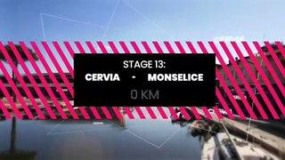Giro d'Italia 2020 & ENIT | Stage 13