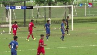 Trực tiếp | Sài Gòn - Phú Yên | VCK giải bóng đá VĐ U17 Quốc gia - Next Media 2020 | VFF Channel