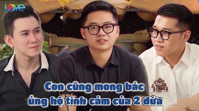 Áp lực việc sinh con nối dõi, cặp đam mỹ lên sóng truyền hình để CÔNG KHAI QUAN HỆ với gia đình 2bên