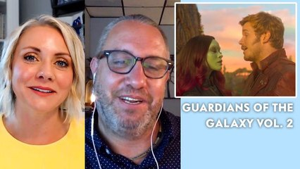Relationship Therapists Review Guardians of the Galaxy