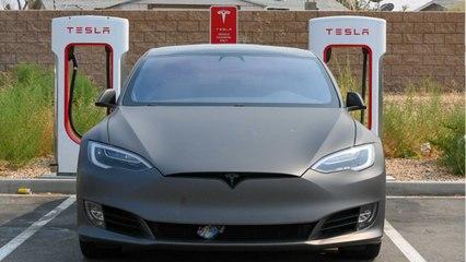 Tesla Drops Over 5%