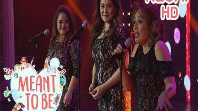 Meant To Be: Pagtupad ng 'Tres Marias' sa kanilang pangarap | Episode 117 RECAP (HD)