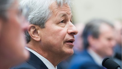 JPMorgan CEO Approves Tax Hike