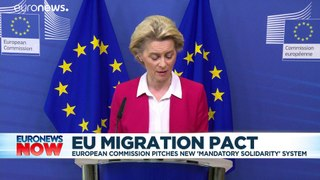EU migration pact: New policy aims to increase member state contributions